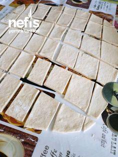 1 Bardak Sütle 8 Dakikada Yağ Çekmeyen Hamur Kızartması - Nefis Yemek Tarifleri - #6601604 Food, Meals, Yemek, Eten