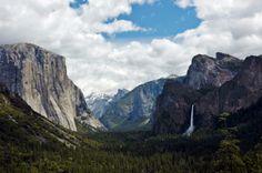 Yosemite Valley, Yosemite NP CA ... I love it here