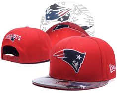 New England Patriots Red Snapback Hats Reflective Brim Logo|only US$6.00 - follow me to pick up couopons.