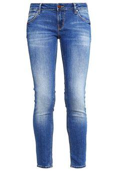 f1aa4f8bf0a1 SKINNY ULTRA LOW (NO ZIP) - Jeans Skinny Fit - blue   Zalando.de 🛒