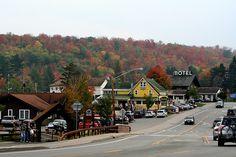 Old Forge, NY (Adirondack Mountains)