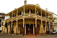 creole townhouse
