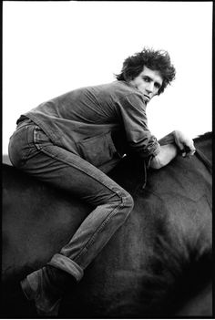 I dont even care, he's still my celebrity hall pass pick! Keith Richards, 1981. Photo: Arthur Elgort.