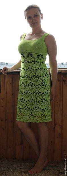 DISEÑO A CRO vestido verdeHET De dama