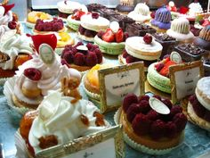 French pastry heaven!
