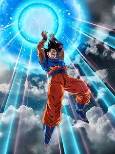 Genki Dama Goku!