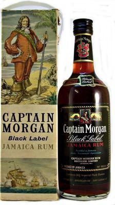 Captain Morgan Black Label Jamaica Rum 75 Proof 26 2/3fl.oz  NOT WHISKY BUT VERY INTERESTING!!!