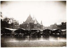 1930's. Nieuwmarkt