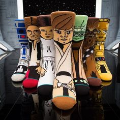 Dropping today @stancesocks x #starwars #socks collection! Available 12pm GMT > SUPEREIGHT.NET @coolbythepooluk #theuncommonforce #theuncommonthread #theforce #yoda #chewie #darthvader #thedarkside #r2d2 #bobbafett
