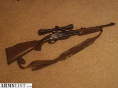 Remington 7600 Carbine 30-06