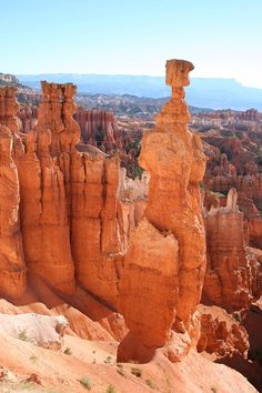 ✯ Thors Hammer - Bryce Canyon, Utah