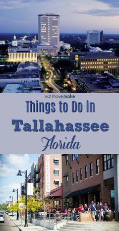This list of things to do in Tallahassee, Florida's Capital City will have you falling in love with Tallahassee again (or for the very first time). USA