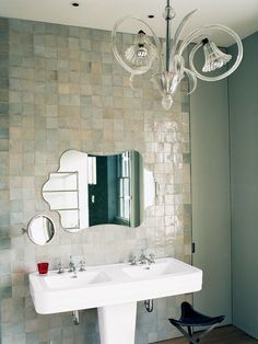 See more images from small bathroom decorating ideas on domino.com