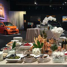 Evento aziendale Smart. Food by la Fenice Catering