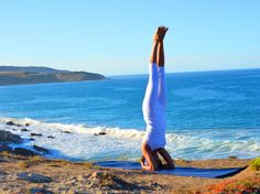 Shirshasana-Headstand11 how to get clear skin with yoga - See the magic