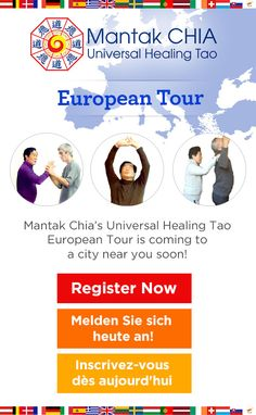 Mantak Chia European tour this fall