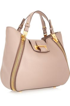LOVE THIS BAG Tom Ford | Sedgewick small textured-leather tote | NET-A-PORTER.COM
