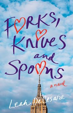 Review from Cheryl's Book Nook #forkbook #fks Book review, spring novel, summer reads, graduation gift