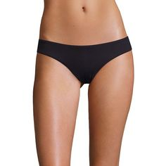 Melissa Odabash Solid Bikini Bottom (2,180 MXN) ❤ liked on Polyvore featuring swimwear, bikinis, bikini bottoms, apparel & accessories, black, full coverage swimwear, swim bikini bottoms, full coverage bikini, melissa odabash bikini and melissa odabash swimwear