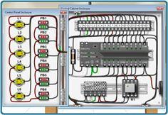 PLC simulator circuit 2