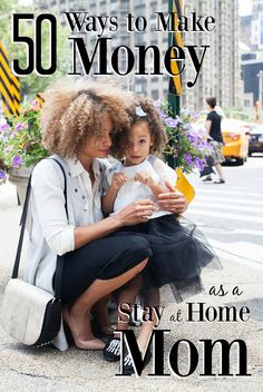 There are so many amazing ways to make money as a stay at home mom! It's within reach for everyone. Check out this list for ideas.