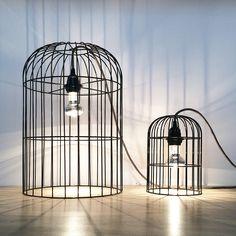 "anºso — LAMPE CAGE """