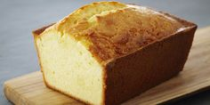 Classic Lemon Pound Cake !! This cake melt in your mouth !