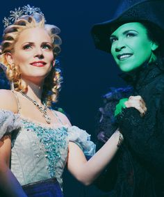 I love wicked so let's make a wicked board  I have watched it on broadway and in Boston!