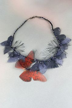 Butterfly necklace, available http://www.etsy.com/listing/101416127/statement-choker-butterfly-necklace