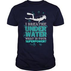 Best Scuba Diving Tee Shirts
