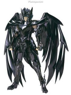 Saint Cloth Myth Bennu Kagaho (PVC Figure) Bandai Saint Seiya The Lost Canvas Hades Mythology Saint Cloth Myth $143.51