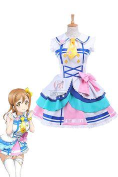 Buy Love Live! Sunshine Aqours Hanamaru Kunikida Anime Cosplay Costumes Performance Dresses GC191D - RoleCosplay.com