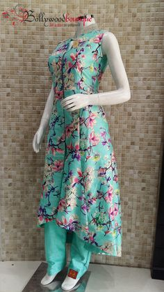 Floral Print Tail Cut Designer Dress ‪#‎Designer_Wear‬ ‪#‎Tail_Cut‬ ‪#‎Floral_Print‬ ‪#‎Dresses‬ ‪#‎BollywoodBoutique‬ ‪#‎Bollywood_Boutique‬ ‪#‎Bollywood_Boutique_Hoshiarpur‬