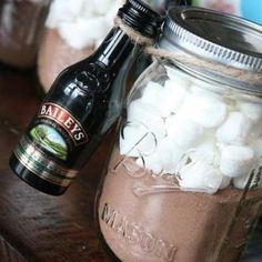 DIY Gift Idea – Hot Chocolate for Grown Ups! |