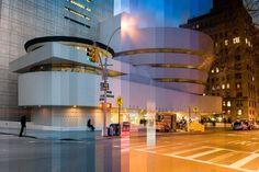 뉴욕의 24시간을 한 장의 사진에 담았다! <타임 슬라이스드 뉴욕> : 네이버 포스트