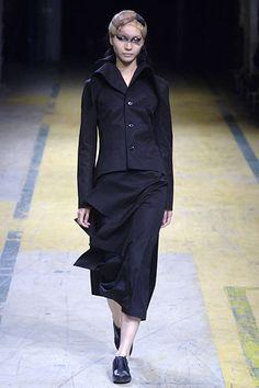 Spring 2006 Ready-to-Wear Yohji Yamamoto
