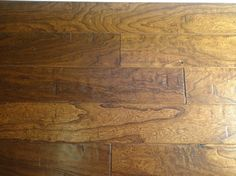 "Elm Gunstock 9/16 x 5"" Hand Scraped | Engineered Hardwood Flooring | WeShipFloors"