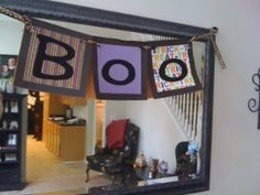 cheap and easy Halloween decoration