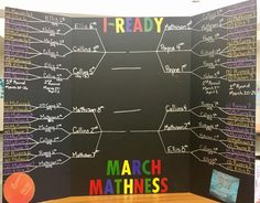 i-Ready March Madness!