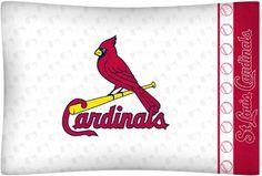 St. Louis Cardinals Pillowcase