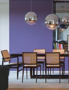 Seis salas de jantar cheias de estilo - Casa