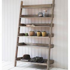 Garden Trading Aldsworth Shelf Ladder - Wide | AWSL02 | £195.00