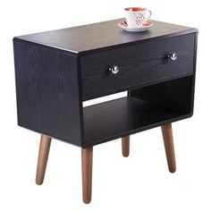 Enitial Lab Milton Nightstand - Set of 2