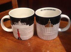 List of all Starbucks relief series mugs
