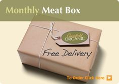 Everfield Organic Meat Boxes, Quality Meat, Home Delivery, Lamb, Wild Game, Pork