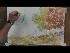 How to Paint Distant Trees with Tom Jones