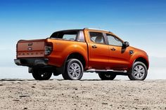 Ford Ranger Wildtrak 2012