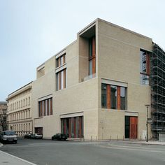 David Chipperfield Architects / am kupfergraben 10 / Berlin