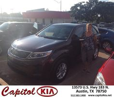 https://flic.kr/p/P6iHCF | #HappyBirthday to Maria from Robert Bills at Capitol Kia! | deliverymaxx.com/DealerReviews.aspx?DealerCode=RXQC