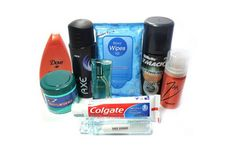 10 hardest things to pack - Toiletries